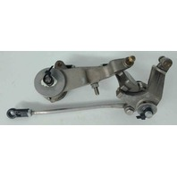 19211-95500-01T 19136-95510 Suzuki 1987 Spark Advance Lever & Rod DT 75 85 HP