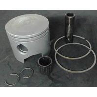 435576 0435576 Johnson Evinrude 1995-1998 Standard STBD 2-Ring Piston 125 130 HP