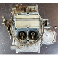 1850-5 Holley 4 Barrel Carburetor FOR PARTS OR REPAIR