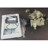 17080050 Rochester OMC 1981 Carburetor 3.8L w/ Kit  FOR PARTS OR REPAIR