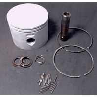 5006560-C# Evinrude Johnson Standard 2-Ring Piston with Hardware REFURBISHED!