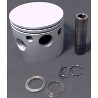 766-8667-1-C#  Mercury 2-Ring Standard Piston REFURBISHED!