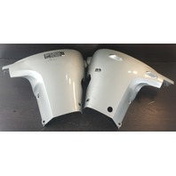 63710-ZW9-020ZA 06630-ZW9-305ZA Honda 2006 & UP Lower Engine Cowlings 8 9.9 HP