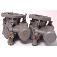 5615A4 WMK-20-1 WMK-20-3 Mercury 1973-1975 Carburetor Set 65 HP 3 Cyl REBUILT!