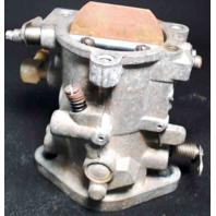F664061-1 TC-101A TC101A Force 1989 Top Carburetor 125 HP Inline 4 REBUILT!
