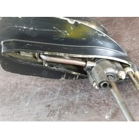 """Mercury 1970-1975 20"""" Lower Unit 7.5 9.8 HP 2 cyl FOR PARTS OR REPAIR!"""