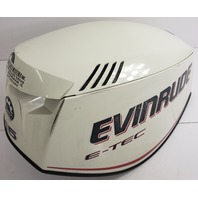 285628 Evinrude Johnson 2007-2008 ETEC Engine Cover Cowling Hood 115 HP