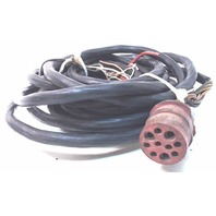 Johnson Evinrude OMC 20' Red Plug External Adapter Wiring Harness 10 hole plug