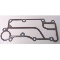65W-41114-00-00 Yamaha 1998-2005 Outer Exhaust Cover Gasket 25 HP 2 cyl NEW!