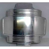 "Mercury Front Decal Medallion Aluminum NO DECALS 8"" L x 8-9/16"" W"