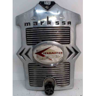 "Mercury Kiekhaerfer Mark 55A Medallion Front Cover 9-3/8"" L x 7-1/2"" W"