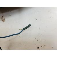Mercury Quicksilver Side Mount Control Box W/  Key & 15' Harness W/ 8 Prong Plug
