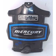 "Mercury Marine Front Cover Medallion 9-1/2"" L x 9-1/4"" W"