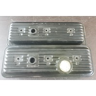 14252 814504 Mercruiser 1985-1995 Aluminum Rocker Valve Cover Set 175 185 205