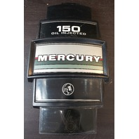 Mercury Front cover medallion V6 150 HP Oil Injection