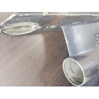 339664 Johnson Evinrude Lower Unit Gear Case Empty Housing