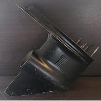 C# 1623-6051 Late 1970's Mercury Empty Gearcase Housing Inline 4 & 6 FRESHWATER
