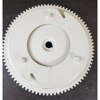 F203097-4 Chrysler 1974-1977 Flywheel 35 45 55 HP 83T FRESH PAINT