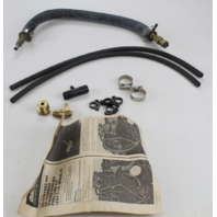 17816A2 17869A2 Mercury Water Cooled Fuel Line Kit w/Hardware NEW OEM!