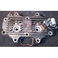 F658518 Force 1987-89 Cylinder Head with Bolts 50 HP 2 cylinder REFURBISHED!
