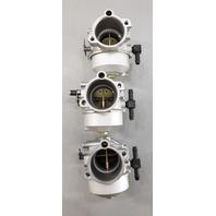 820202 1 820199 1 WB-108B WB-109B Force 1991-95 Carburetor Set 90 HP REBUILT!