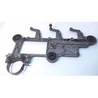 317193 0317193 Johnson Evinrude 1972 Mounting Bracket 65 HP 3 cylinder