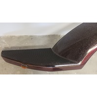 Outboard Marine Red & Black Fiberglass Boat Trailer Fender NEW TAKE OFF