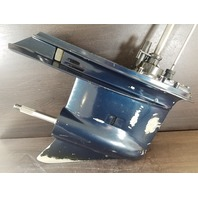 "1 YEAR WARRANTY! 1991 & UP Johnson Evinrude 20"" Lower Unit 150 175 HP V6"