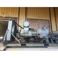 "Joy 100 HP Industrial Air Compressor 8"" L x 4-1/2"" W x 4' 2"" T C16637030070 480V"