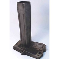 337024 0337024 Johnson Evinrude 1991-2001 Megaphone Plate 40 50 60 65 70 HP