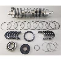 438930 Johnson Evinrude 1992-2010 Crankshaft 135 150 175 200 HP V6 POLISHED