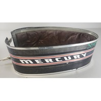 Mercury & Mariner 65 650 HP Wrap Around Engine Cover 7-1/4""