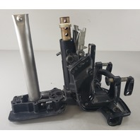 822237A3 822238A9 Mercury 1999-2006 Swivel Bracket Assembly 15 20 25 HP 2 Cylinder