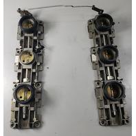 5000177 5001237 Evinrude Johnson 1999-2001 Throttle Body Set 135 150 175 HP V6