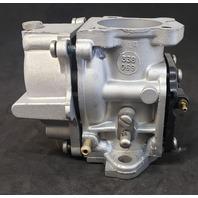 437523 C# 338069 Johnson Evinrude 1995-97 Bottom Carburetor 40 HP 2 Cyl REBUILT!