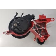 LIKE NEW 3884974 21841176 Volvo Penta Steering Pump & Bracket V8-350-CE-D
