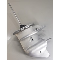 """1974-92 Johnson Evinrude 15"""" Lower Unit Assembly 9.9 15 HP 2 cyl 1 YEAR WARRANTY"""