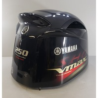 6CB-42610-00-00 Yamaha 2006 & UP SHO VMAX Top Cowling Hood 250HP 4s LIKE NEW!
