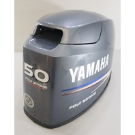 6C1-42610-00-8D Yamaha 2006 & UP Top Cowl Hood Engine Cover 50 HP 4 Stroke 4 Cyl