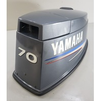 NEW! 6H3-42610-60-4D Yamaha 2003 & UP Top Cowling Engine Cover 70 HP 3 cylinder