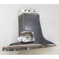 332744 Johnson Evinrude 1987-1992 X-Long Exhaust Housing 65 80 88 90 105+ HP V4