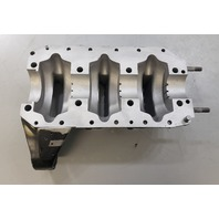 817861A7 Mercury Force 1984-1989 Front 1/2 Cylinder Block 85 HP 3 Cyl 2 Stroke