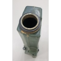 6H4-14711-00-5B Yamaha 1984-1994 Muffler Assembly 40 50 HP 3 cylinder 2 stroke