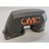 OEM! 910380 0910380 OMC Sterndrive Exhaust Elbow 2.5 & 3.0L