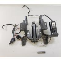 1 YEAR WTY! 832021A6 819325F1 Force 1996-97 Power Trim & Transom Brackets 75 HP
