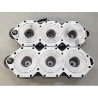 344496 344497 - C# Johnson Evinrude Cylinder Head Set REFURBISHED!