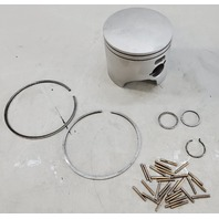 6G700-C# Yamaha 2-Ring Standard Port Piston REFURBISHED!