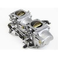 C# 6E972 Yamaha Mariner Carburetor Set 40 HP 2 Cylinder REBUILT!