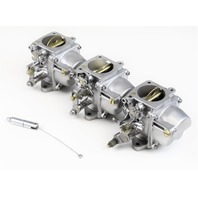 6H1-14301-04-00 6H1-14302-02-00 Yamaha 1984 Carburetor Set 90 HP REBUILT!