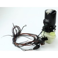 Mercruiser 2-Line 3-Wire Power Trim Pump & Reservoir w/Solenoids TESTED!